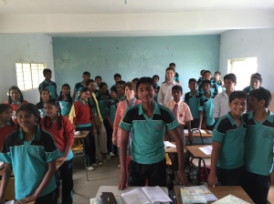 IMG_0638 (2)Shastry Memorial English School grade 9 social studies class