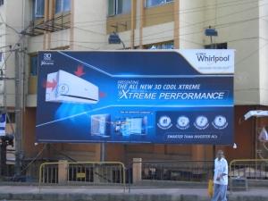Bangalore billboard